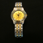 OVC 2-Tone Small Face Wristwatch