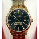 Caravelle NY Gold Mens Watch