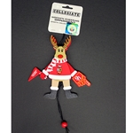 Cheer Deer Ornament