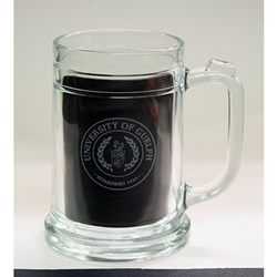 Etched Glass Stein