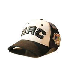 OAC White Panel Hat