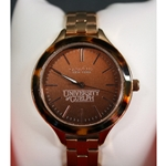 Caravelle NY Rose Gold Ladies Watch