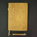 Wood Finish Journal and Pen Set
