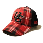 Plaid Bardown UG Snapback