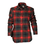 Plaid Gryphon Button-Up Shirt