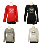 Circle Crest Long Sleeve Shirt
