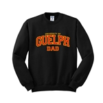 Dad Guelph Crewneck Sweater