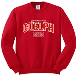 Mom Guelph Crewneck Sweater