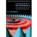 FUNDAMENTALS OF PHYSICS II