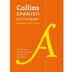 COLLINS SPANISH DICTIONARY POCKET