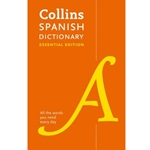 COLLINS SPANISH DICTIONARY ESSENTIAL
