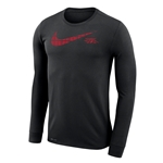 GRYPHONS X NIKE DRI-FIT LEGEND 2.0 LONG SLEEVE TEE