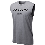 GRYPHONS X NIKE DRI-FIT LEGEND 2.0 SLEEVELESS TEE