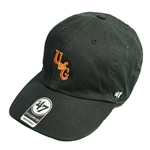 U of G 47 Clean Up Hat - Red and Yellow Embroidery