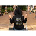 She's Got Game Youth Hoodie