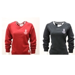 Ladies Alumni Roots Crewneck Sweater