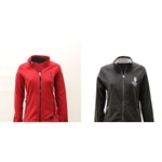 Ladies Alumni Full Zip Fleece Jacket