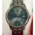 Caravelle NY Silver Mens watch