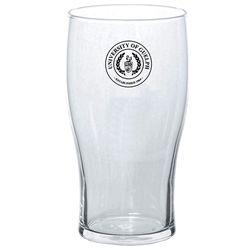 Circle Crest Pub Glass
