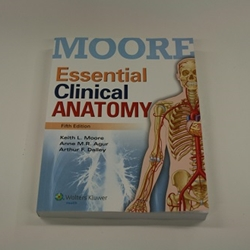 University of Guelph Bookstore - ESSENTIAL CLINICAL ANATOMY
